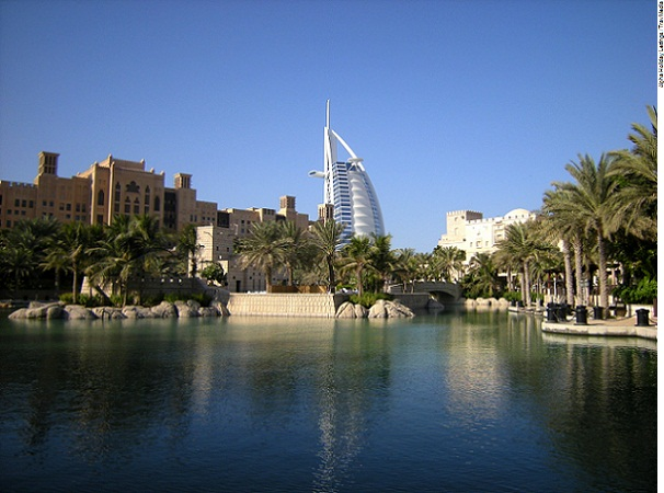 Dubai - Top 10 Winter Sun Destinations