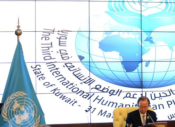 Ban Ki-moon in Kuwait III