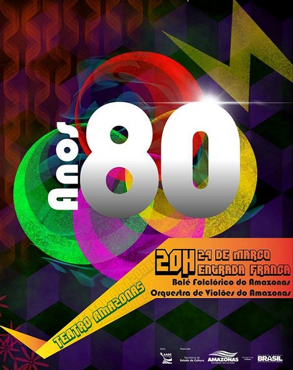 Anos 80 Teatro Amazonas