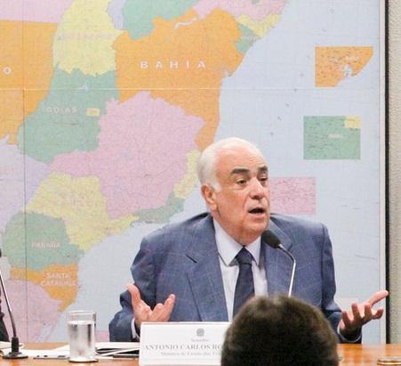 Ministro Antonio Carlos Rodrigues