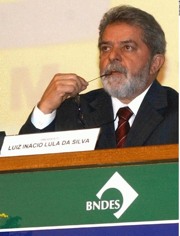 Lula no BNDES