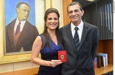 Juíza Magáli Dellape Gomes