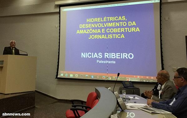 NICIAS RIBEIRO NO 19º ENAI EM PORTO VELHO