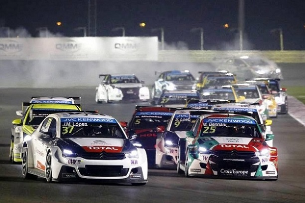 Campeonato Mundial de Carros de Turismo (WTCC)