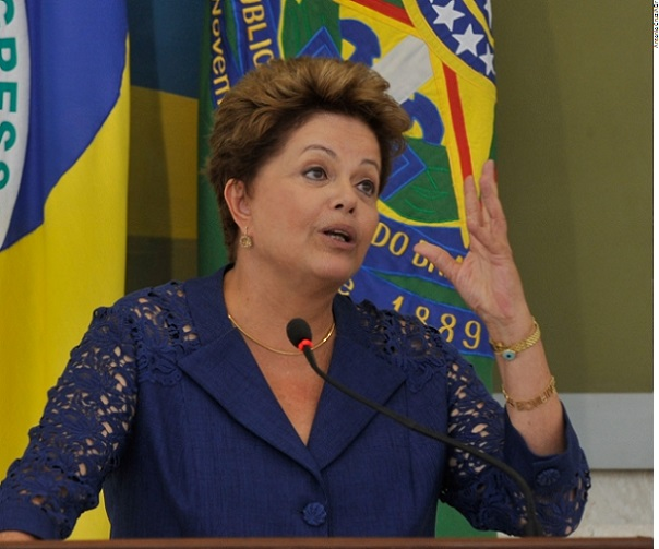 Dilma em 14 03 2013