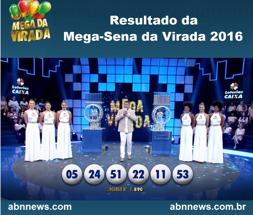 Mega Sena da Virada 2016